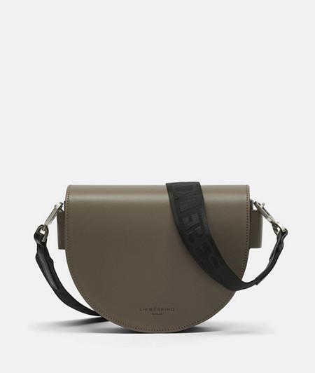 Satteltasche aus Leder