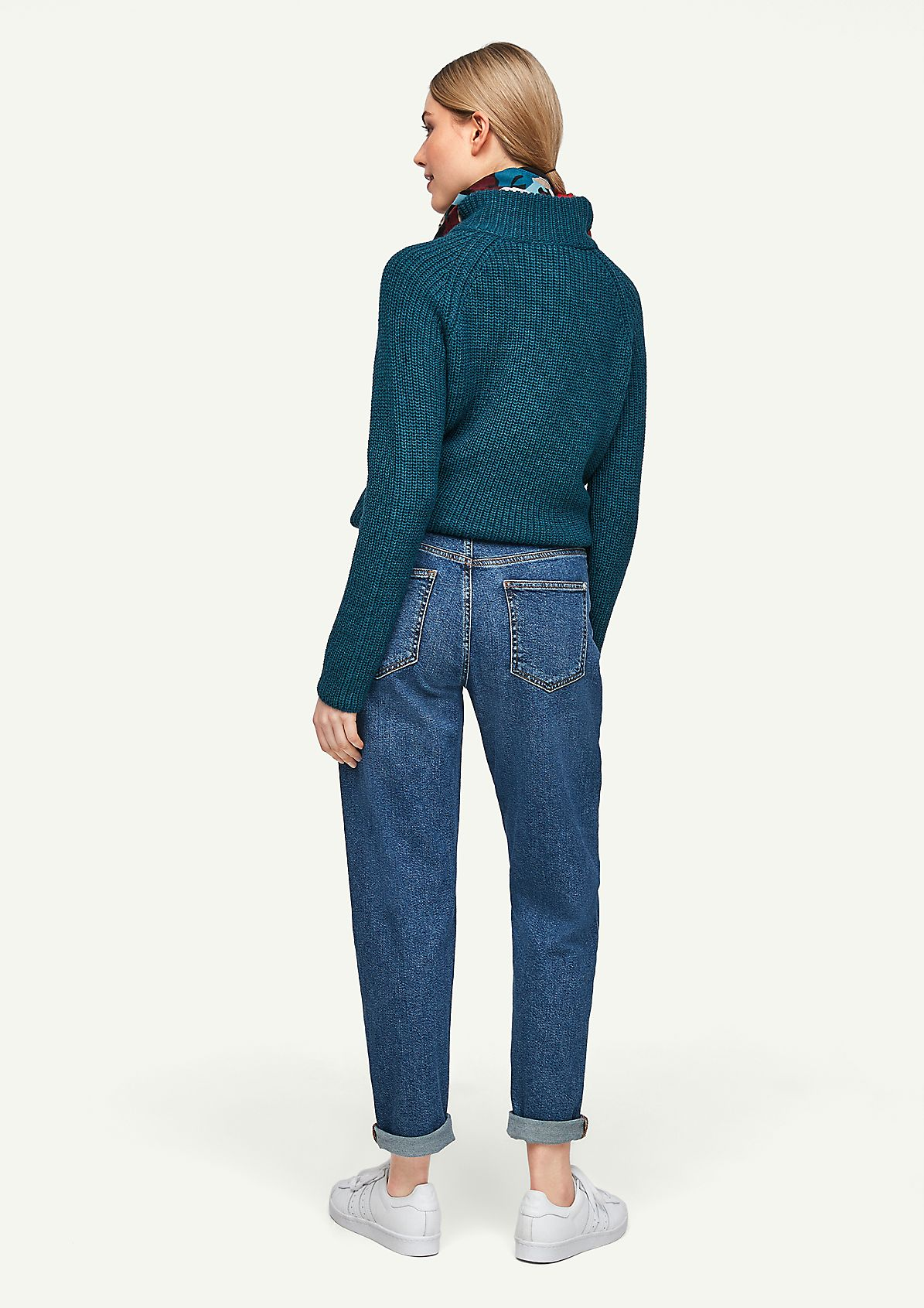 Regular Fit: Straight leg-Jeans
