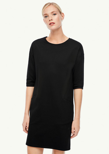 Stretch jersey dress from comma
