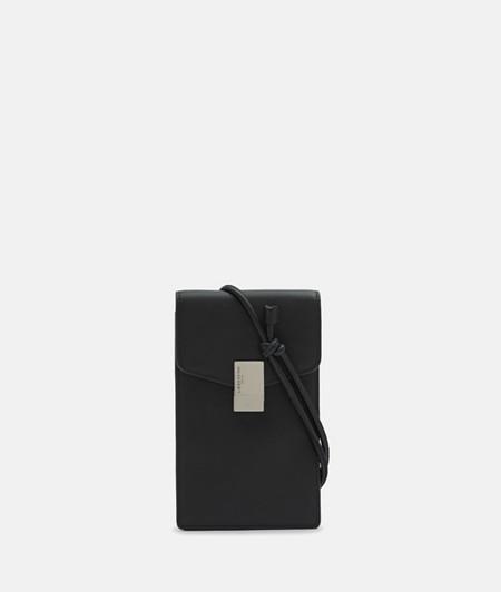Elegante Handytasche aus Leder
