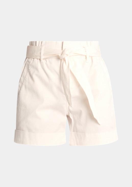 Regular: Hose mit Paperbag-Bund