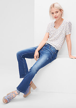 Shape Flare: flared jeans from s.Oliver