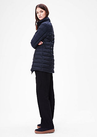 Lightweight quilted coat from s.Oliver