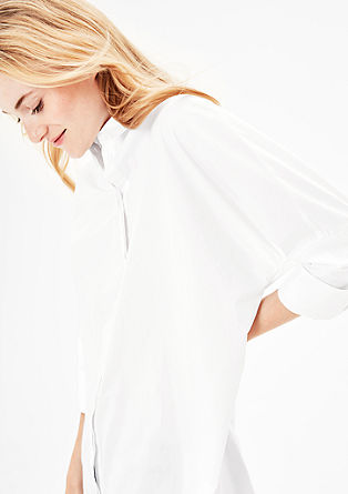 Oversized long-style blouse from s.Oliver