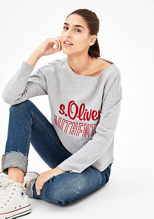 Športni pulover iz kolekcije s.Oliver AUTHENTIC