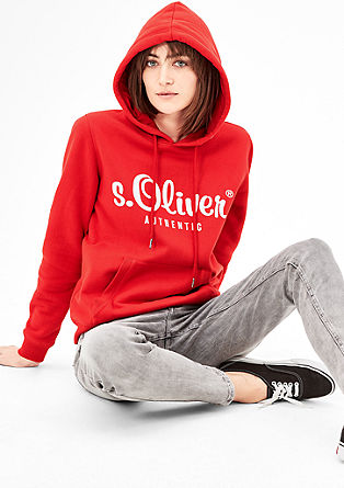 s.Oliver Authentic-Hoodie
