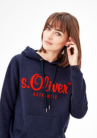 Pulover s kapuco s.Oliver Authentic