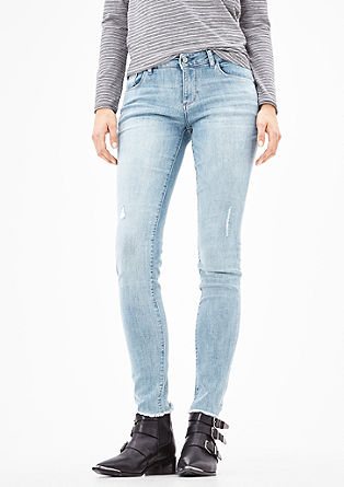 Shape Superskinny: Used Jeans