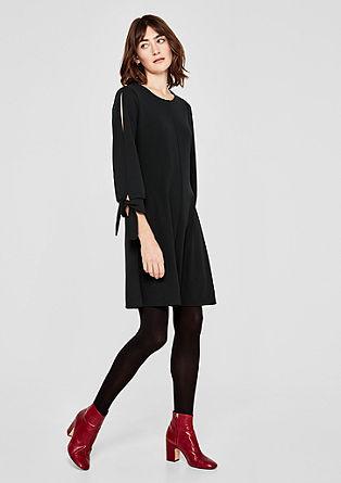 Kleid mit Knoten-Details