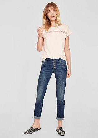 Shape Superskinny: jean déchiré de s.Oliver