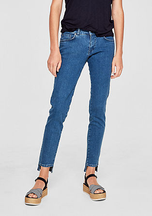 Shape Superskinny: High-Low-Jeans