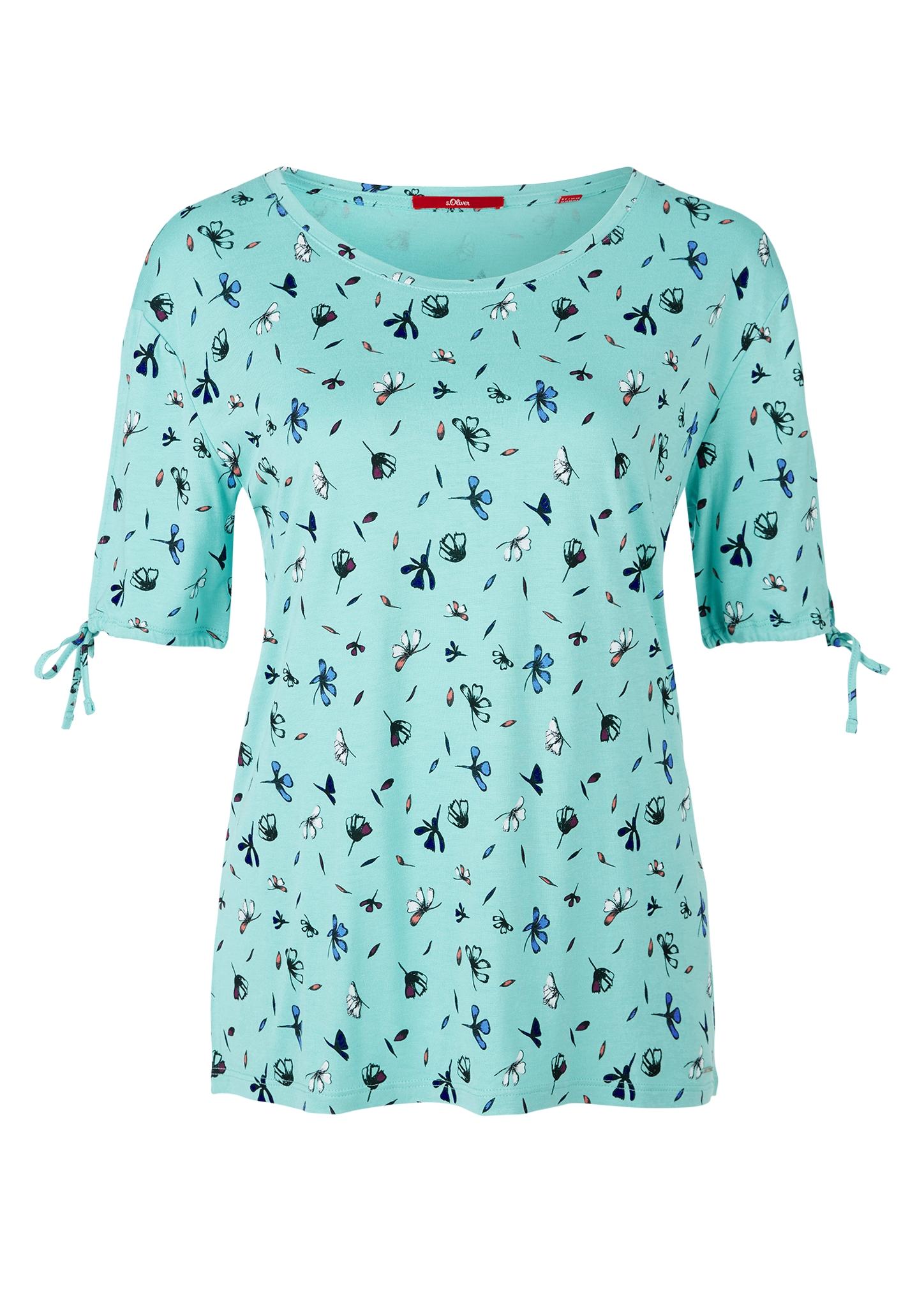 Printshirt   Bekleidung > Shirts > Print-Shirts   s.Oliver