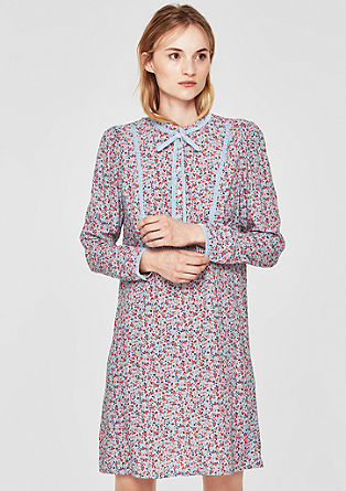 Floral tea dress from s.Oliver