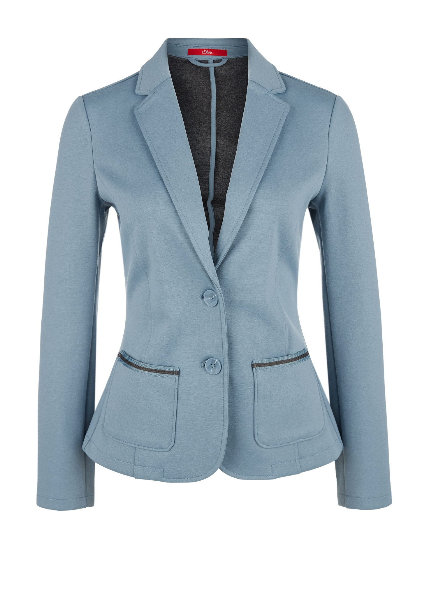 Sweat-Blazer | Bekleidung > Blazer > Sweatblazer | s.Oliver