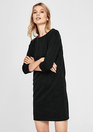 Casual jersey dress from s.Oliver