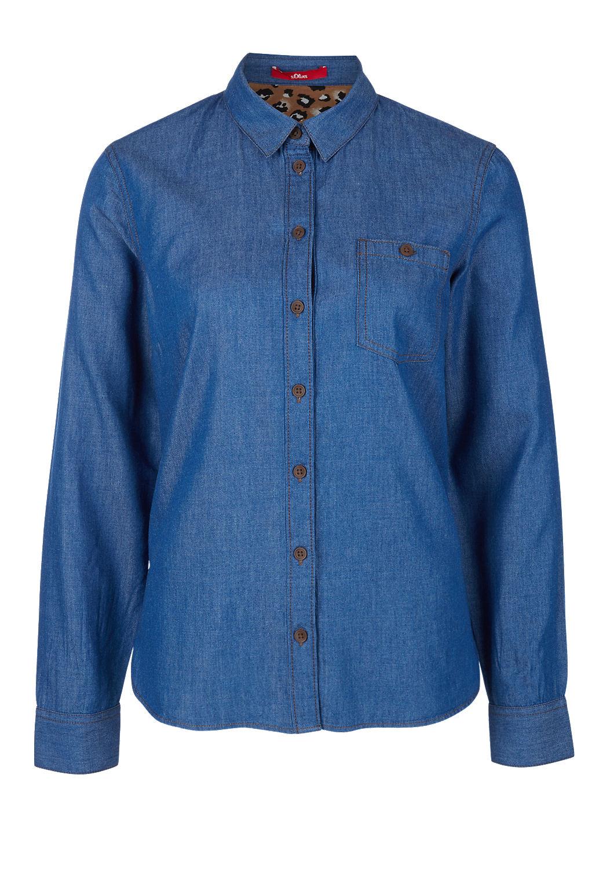 0d5bf2135c Buy Light denim blouse