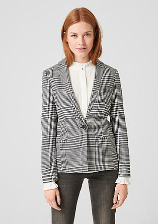 Prince of Wales blazer from s.Oliver
