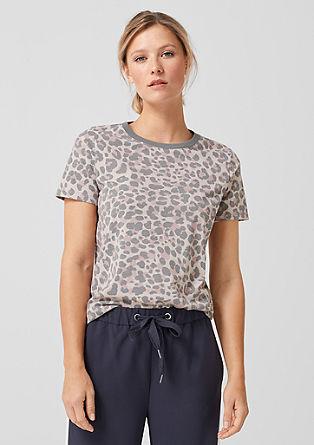 Jersey shirt met artwork