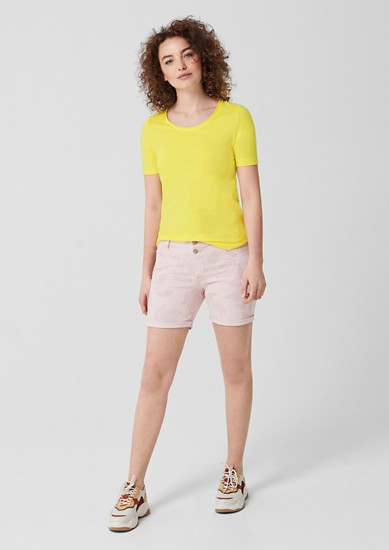 Basic jersey tee from s.Oliver