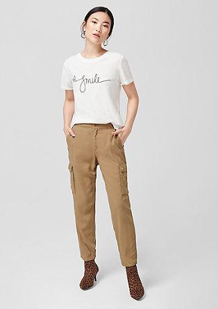 d09fda33923d2 Stoffhosen für Damen bequem online kaufen | s.Oliver