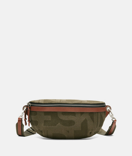 Sporty fabric bum bag from liebeskind