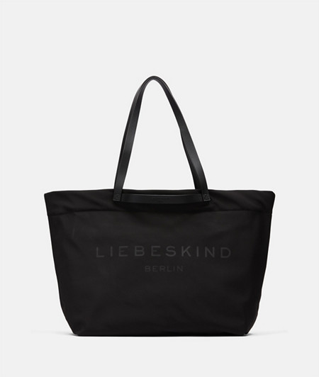 Nylon shopper from liebeskind