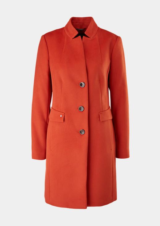 Mantel mit weichem Griff