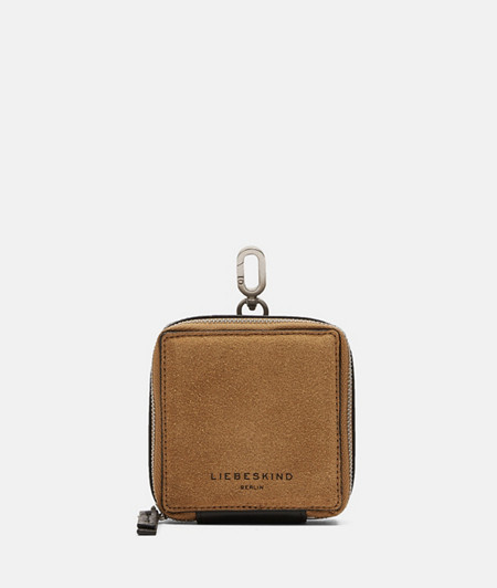 Small leather case from liebeskind