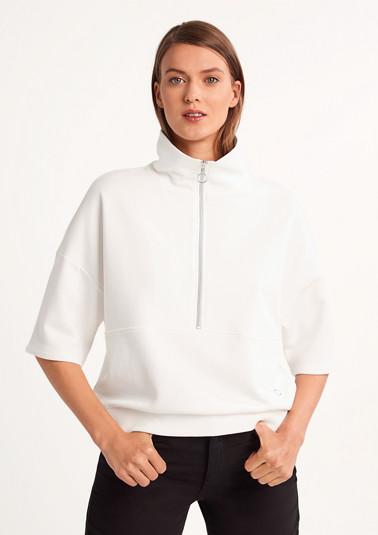 Sweatshirt kurzarm