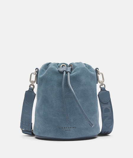 Leather Bucket Bag from liebeskind