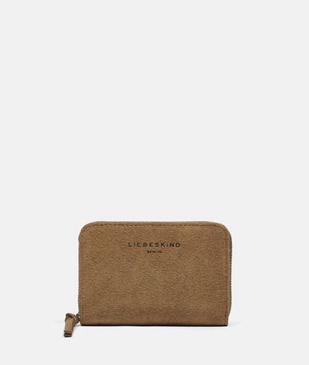 Leather medium-sized purse from liebeskind