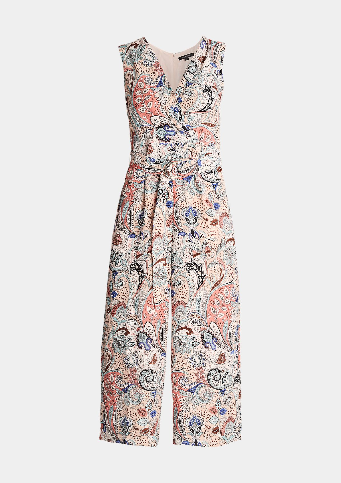 Overall mit Paisleymuster