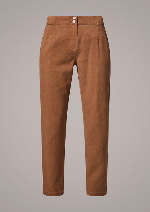 Regular: Straight leg-Hose