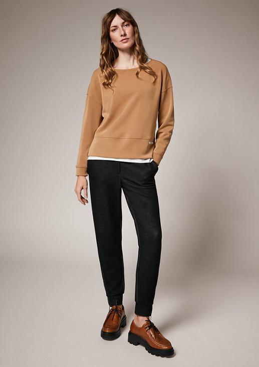 Sweater im Scuba-Style