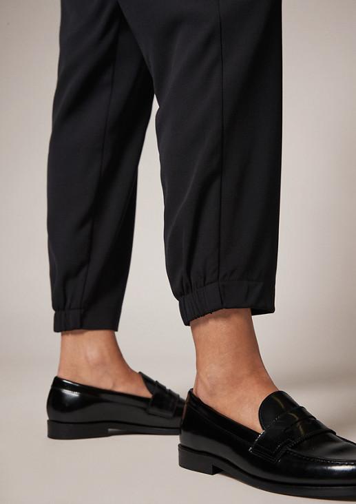 Viskosestretch-Hose im Jogg-Style