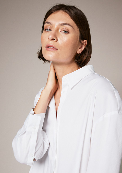 Leichte Hemdbluse