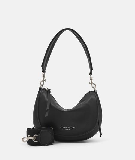 Kleine Boho-Tasche aus Leder