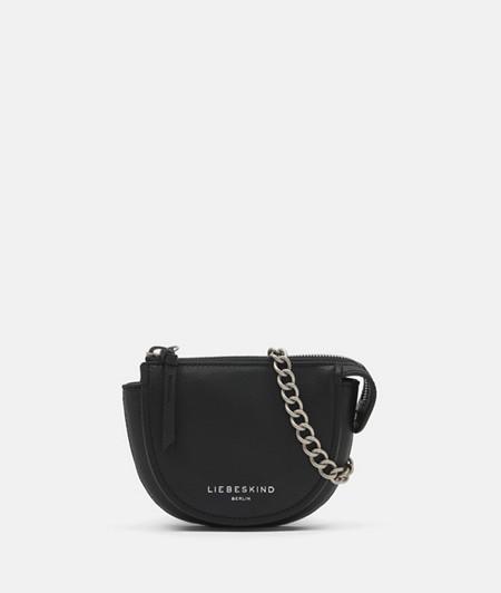 Mini-Bag in Halbmond-Silhouette