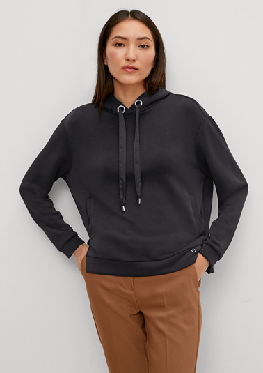Kapuzensweater im Scuba-Look