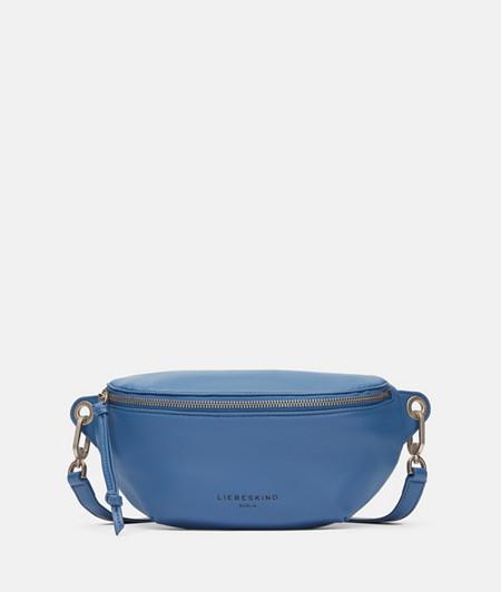 Elegant belt bag made of soft leather from liebeskind