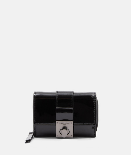 Small patent leather wallet from liebeskind