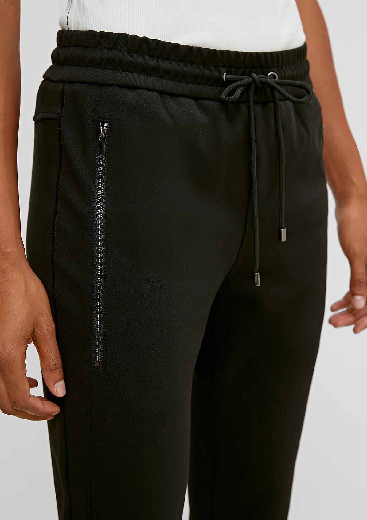 Slim: Jogpants in Twilloptik