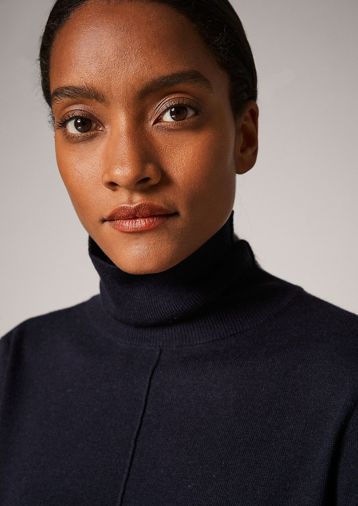 Pullover mit Kaschmiranteil