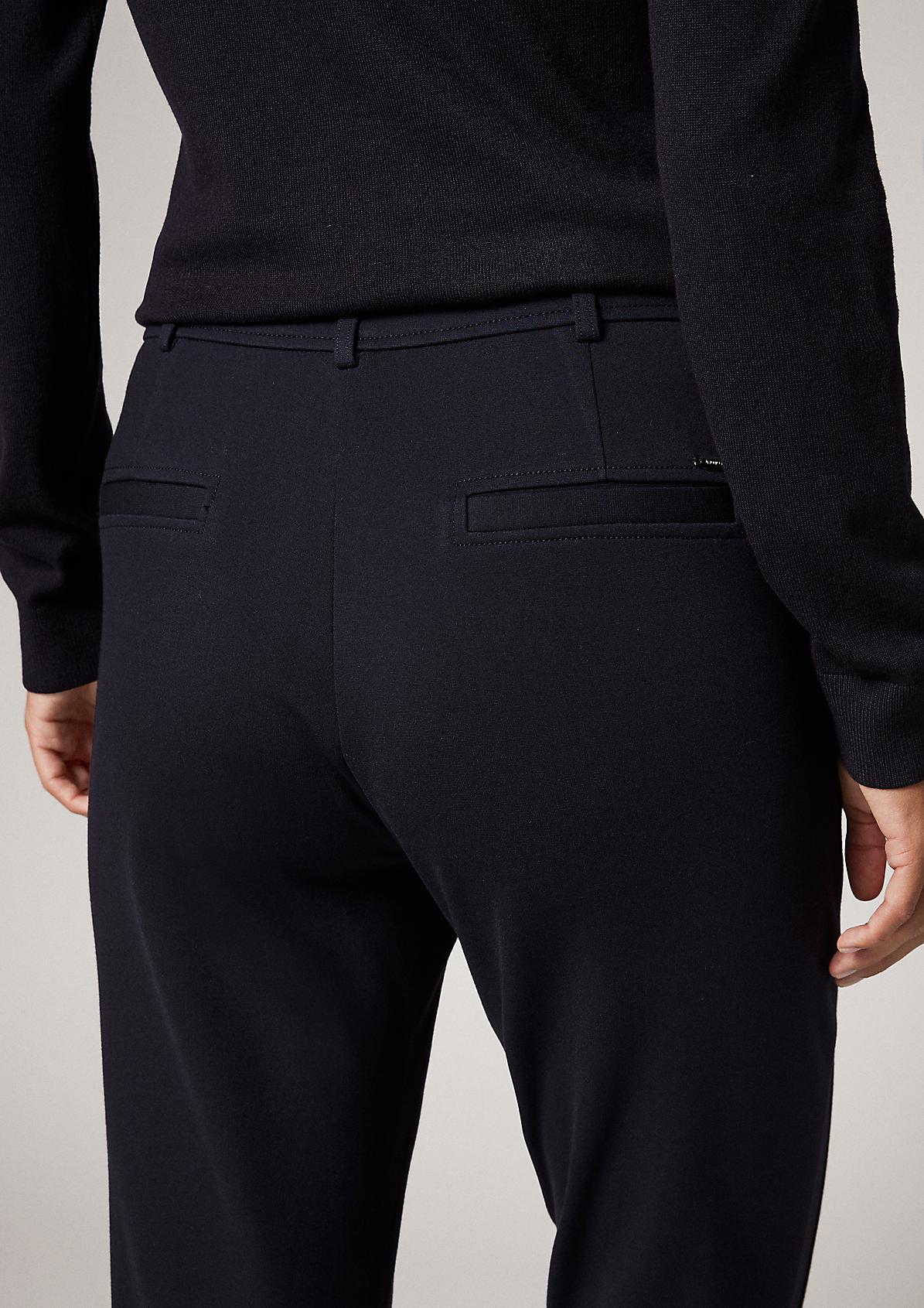 Slim: Hose aus Interlock