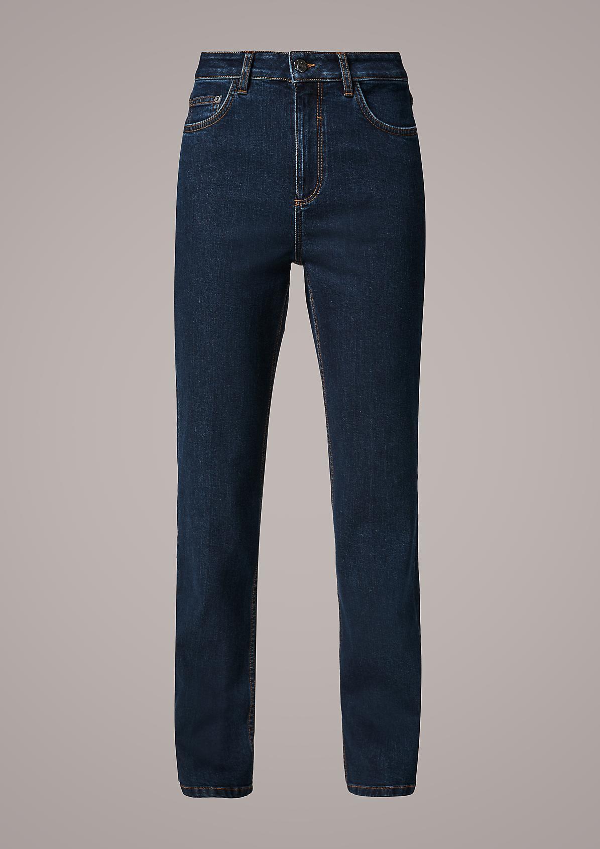 Regular: Flared leg-Jeans