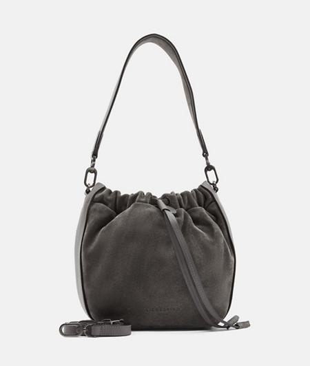 Wildleder Bucket Bag