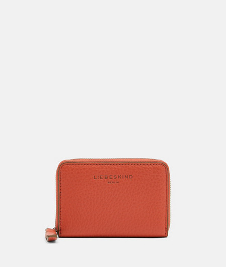 Wallet with a zip from liebeskind