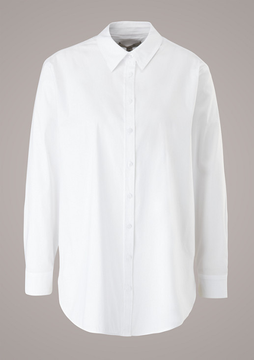 Bluse im cleanen Look
