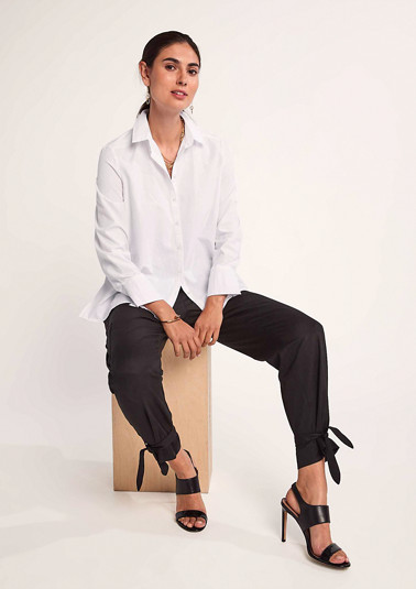 Cotton blouse from comma