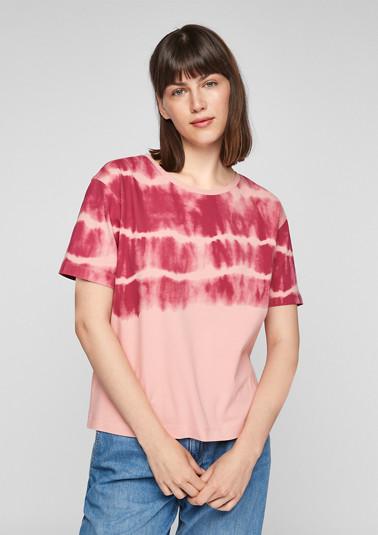 Batik-style sweatshirt from comma